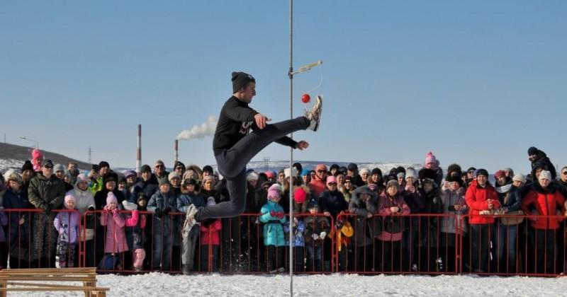 Магаданцы установили рекорды России  в северном многоборье