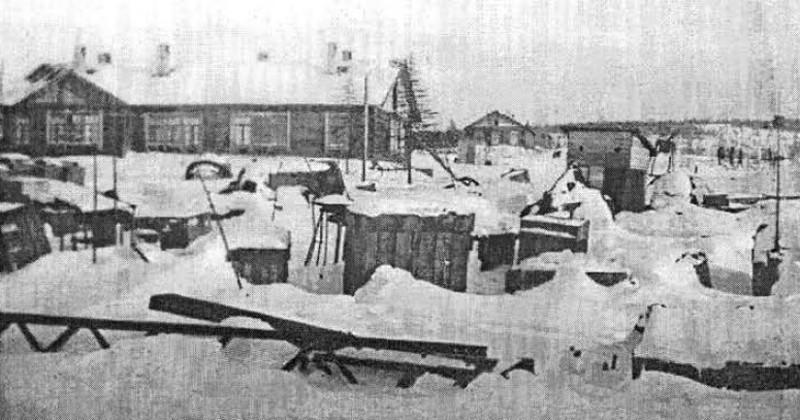 83 года назад медико-санитарное бюро было реорганизовано в Санитарное управление Дальстроя