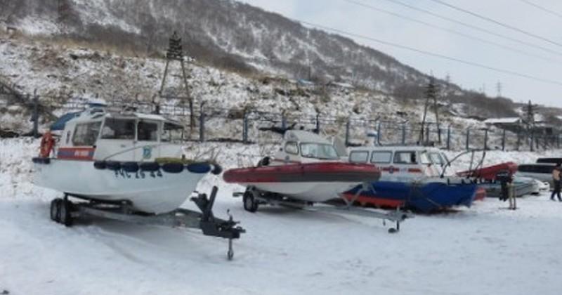 Магаданский филиал ДВРПСО МЧС России к навигации 2016 года готов