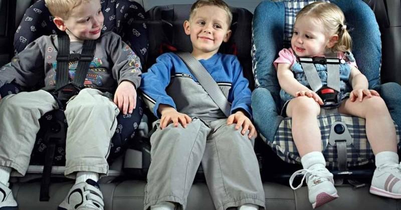 Штраф в размере двадцать пять тысяч рублей могут заплатить должностные лица за нарушения требований к перевозке детей