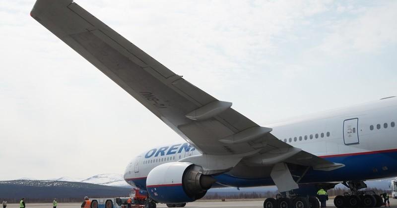 Авиакомпания «Россия» открыла новый рейс Магадан-Москва