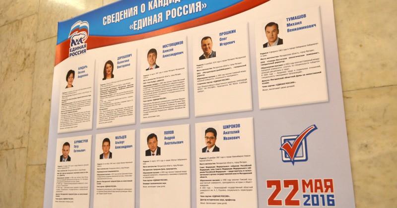 Избиратели Магадана смогут отдать свои голоса как за одного, так и за нескольких кандидатов