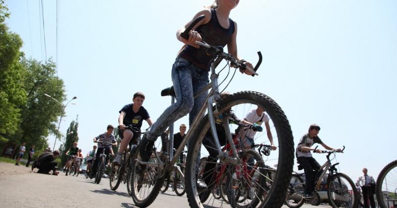 Из общего числа пострадавших в ДТП школьников, велосипедистов насчитывается девять процентов