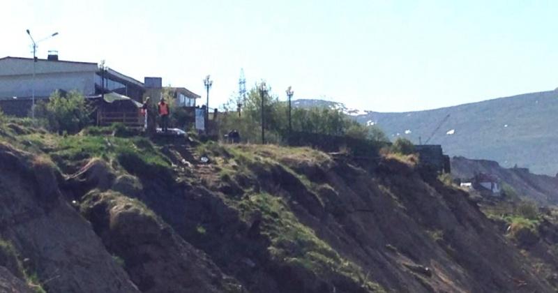 Этим летом в Магадане планируется благоустройство берега в бухте Нагаева