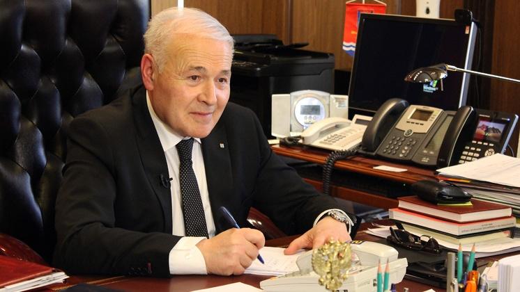 Губернатор Магаданской области принимает участие в Петербургском международном экономическом форуме