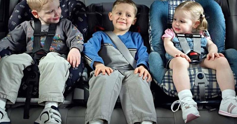 За нарушение правил перевозки детей к нарушителям будут применяться меры административного воздействия