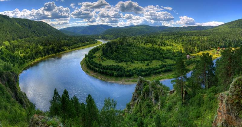 Сибирь и Канада названы спасением для миллиардов климатических беженцев