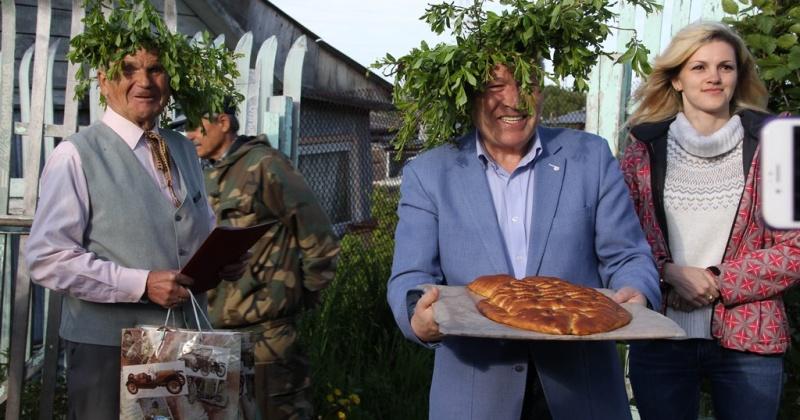Колымские прибалты встретили один из своих самых любимых праздников – Лиго