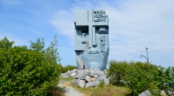Памятнику жертвам политических репрессий «Маска Скорби» исполнилось 20 лет.