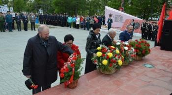 В Магадане в день Памяти и скорби почтили память павших в годы Великой Отечественной войны
