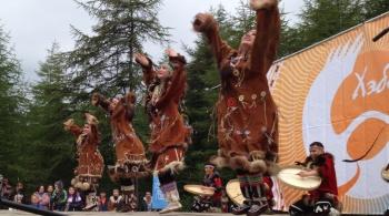 Магаданцы встретили Эвенский Новый год
