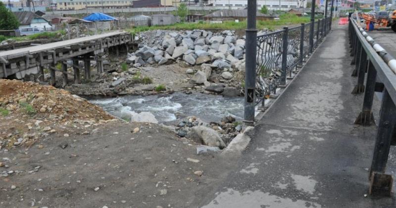 Движение по мосту на улице Транспортной полностью восстановлено