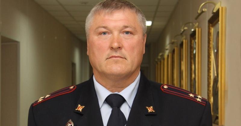 Командир магаданского ОМОНа награжден медалью «За отвагу»