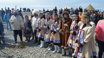 Эвенский праздник встречи друзей и первой рыбы Бакылдыдяк  отметили на Колыме