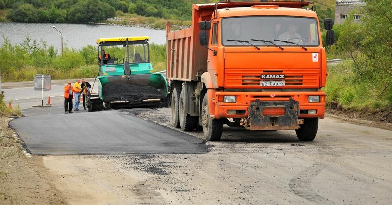 На этой неделе ГЭЛУД приступил к ремонту улицы Ягодная
