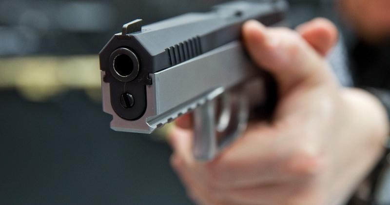 25-летний житель Олы выстрелил из травматического оружия в хозяина дачи