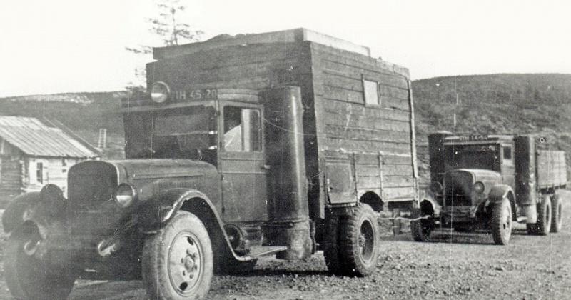 88 лет назад на Колыме решили использовать  аркагалинский уголь в качестве топлива газгенов