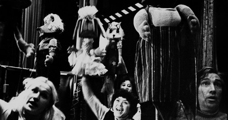 37 лет назад был образован Магаданский государственный театр кукол