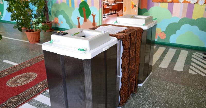 Уже почти 13% колымчан приняли участие в выборах