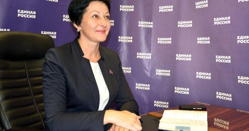 Оксана Бондарь ответила на вопросы магаданских журналистов о результатах выборов