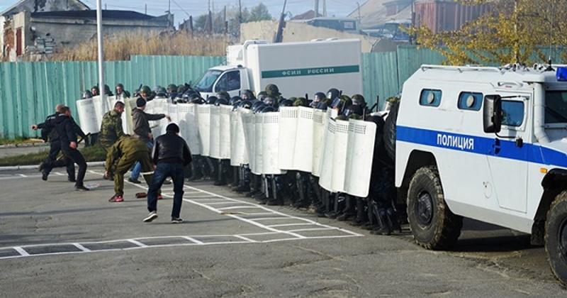 """Бунт заключенных """"подавили"""" в магаданской колонии"""