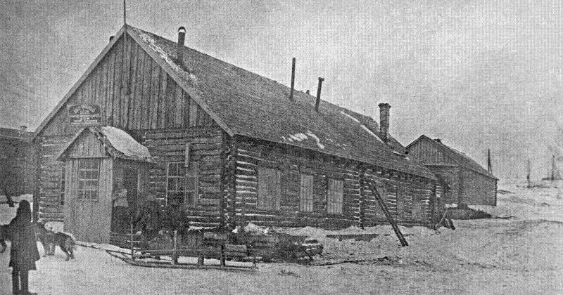 88 лет назад президиум Ольского райисполкома принял постановление о постройке Восточно-Эвенской (Нагаевской) культбазы