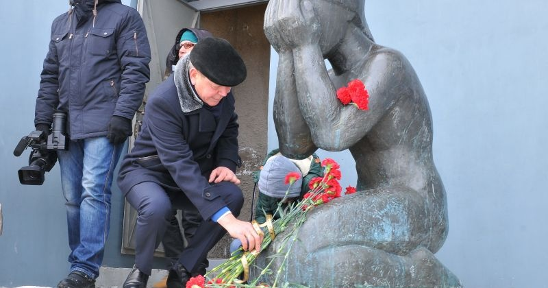 День памяти жертв политических репрессий отмечен на Колыме