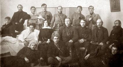 Фотографии первого заведующего Нагаевской культбазы