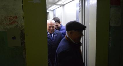 Замену 18 лифтов произвели в Магаданской области