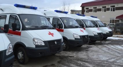 В Магаданскую область пришли новые машины «Скорой помощи»