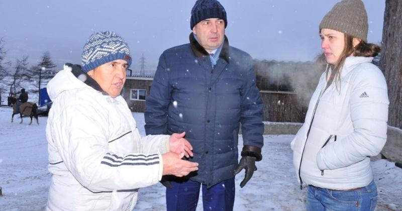 Муниципалитет выделит 50 тысяч рублей на восстановление построек в КФК «Эвелина»