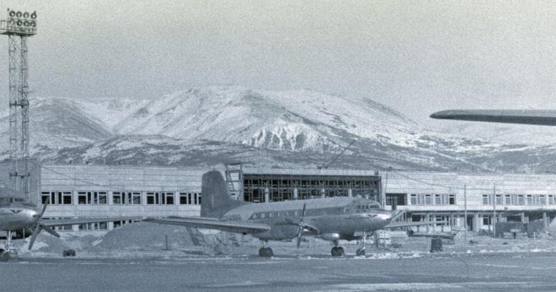 58 лет назад открылась прямая воздушная линия Магадан – Москва через Якутск