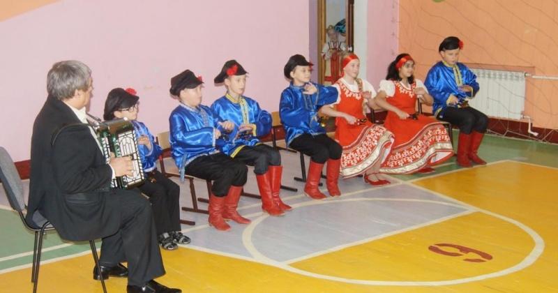 В рамках декады инвалидов   состоялся концерт учащихся Детской музыкальной школы
