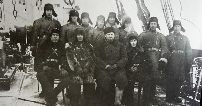 85 лет назад в  бухту Нагаева на пароходе «Сахалин» прибыло руководство Государственного треста «Дальстрой» во главе с директором Э. П. Берзиным