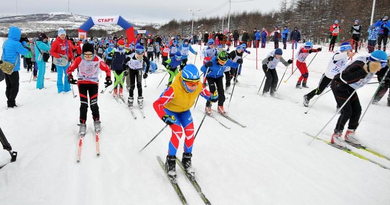 Всех любителей лыжного спорта ждут сегодня, 11 февраля в 12:00, на освещенной лыжной трассе