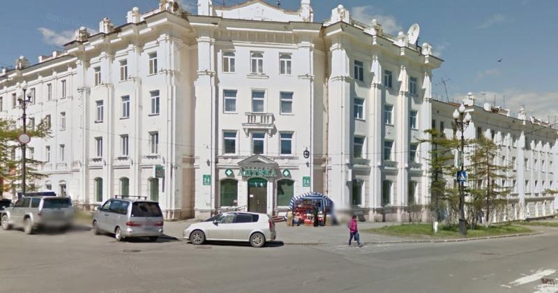 64 года назад в Магадане на площади Горького начала работу аптека №3