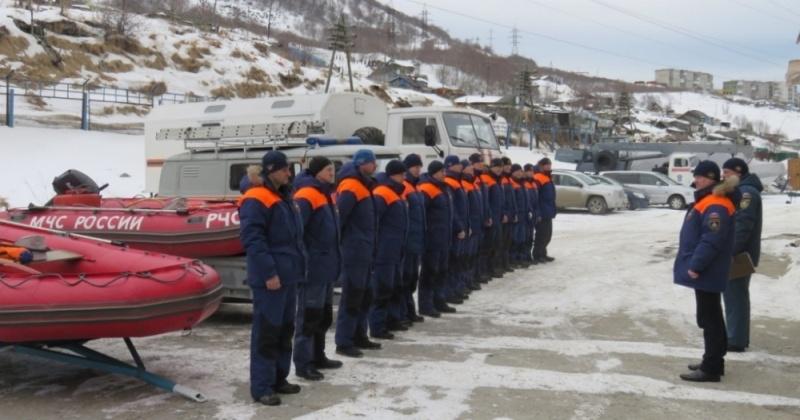 Магаданские спасатели готовятся к противопаводковым мероприятиям