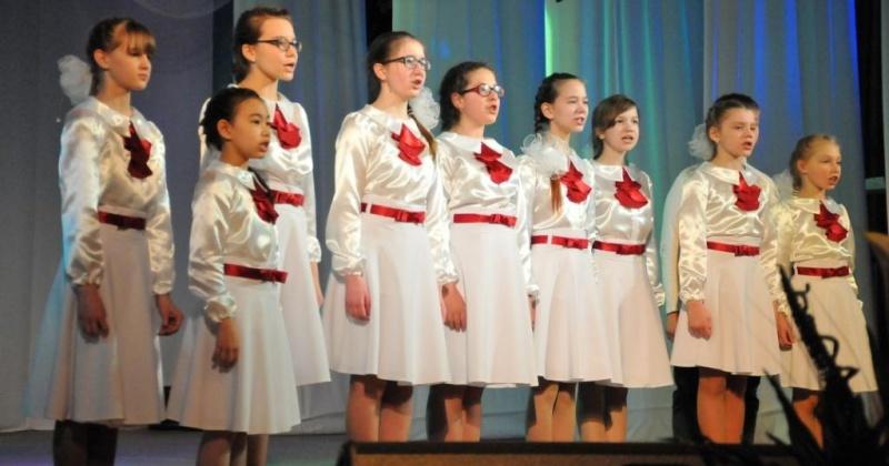 Гала-концерт победителей городских конкурсов и фестивалей «Юные таланты XXI века» прошел в Магадане