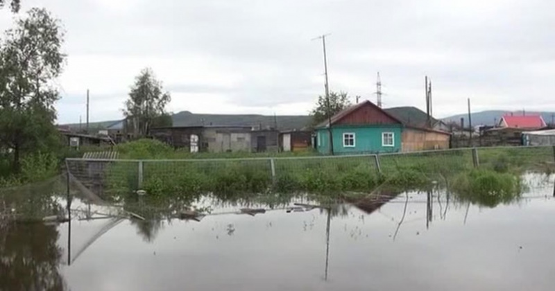 Колымчанину отказали в  получении единовременной денежной помощи в результате утраты урожая от паводка