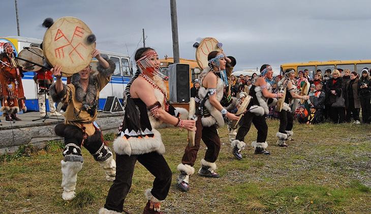 Ансамбль «Энэр» примет участие в Международном Форуме коренных малочисленных народов Севера, Сибири и Дальнего Востока