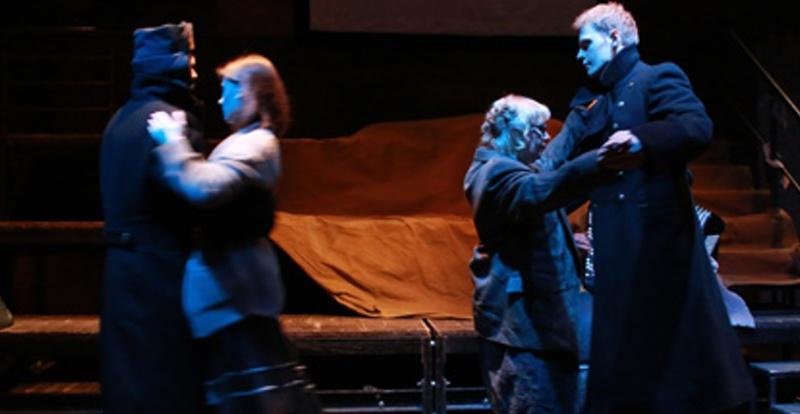 Лучшие театры России представят свои постановки на фестивале «Территория. Магадан»