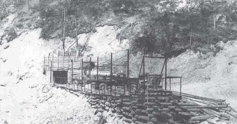 39 лет назад состоялся пуск в эксплуатацию Карамкенского горно-обогатительного комбината