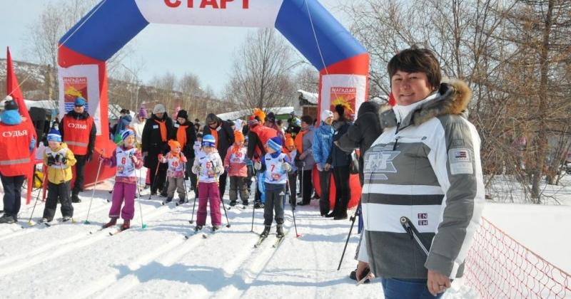 Магаданские спортсмены готовятся к Неделе лыжного спорта