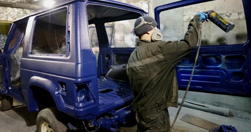 Колымские сидельцы оказывают услуги магаданцам по ремонту автомобилей