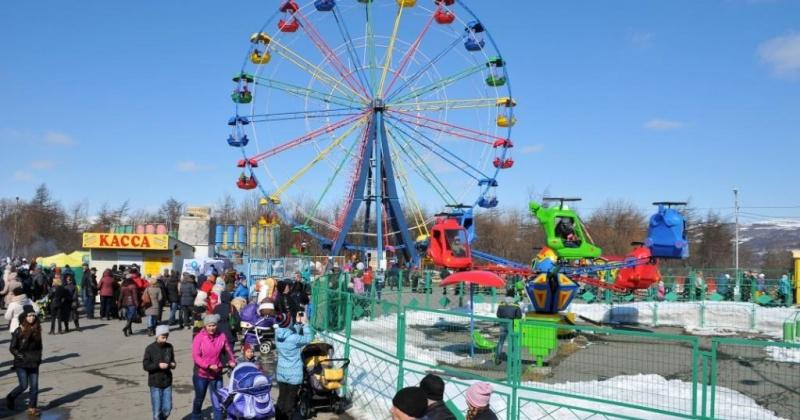 В конце апреля в Магадане пройдет городской праздник «Встреча северной весны»