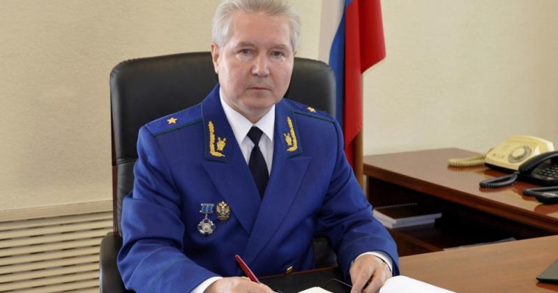 Возглавлять прокуратуру Магаданской области Анатолий Васильев будет еще пять лет