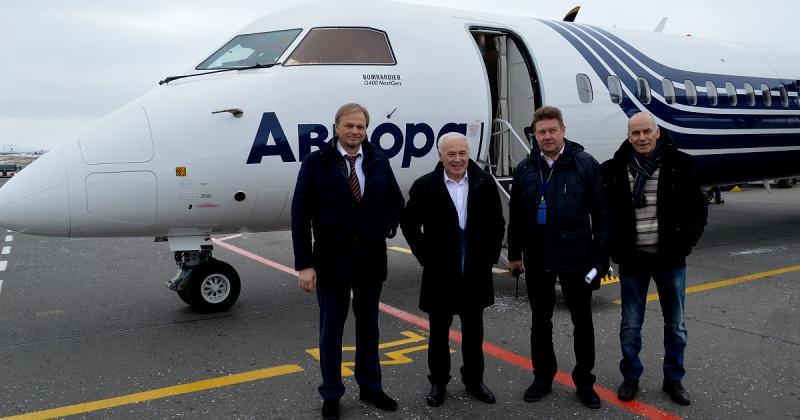 Сергей Замараев: Для развития межрегиональных авиаперевозок необходимо обновление авиапарка
