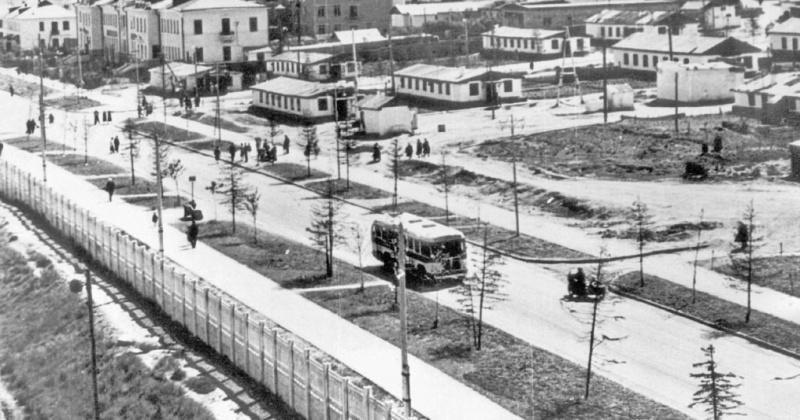 56 лет назад в Магадане появилась улица Гагарина