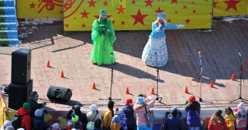 Магаданцы встретят Северную весну в конце апреля
