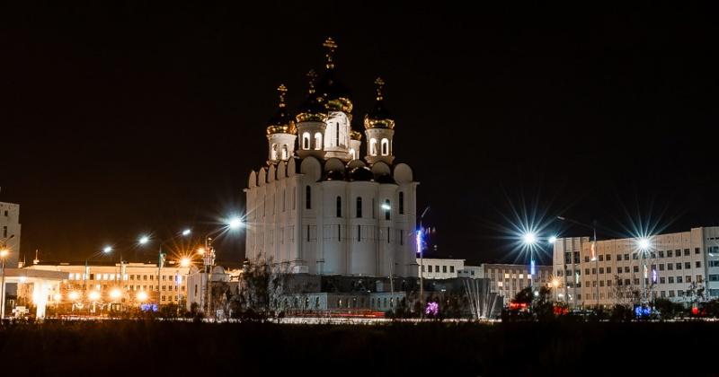 В ночь с 15 на 16 апреля в храмах Магаданской епархии будет совершено праздничное Пасхальное богослужение